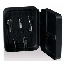 Yale Combination Key Cabinet - 20 key hooks, wall mountable or free standing