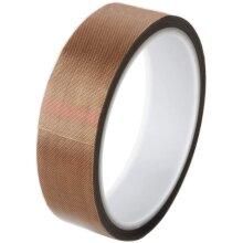 GTIWUNG High Temp Tape, PTFE Tape/Teflon Tape, High Temperature Adhesive Tape, Vacuum Machine Sealer Tape for Vacuum Hand Impulse Sealers, H