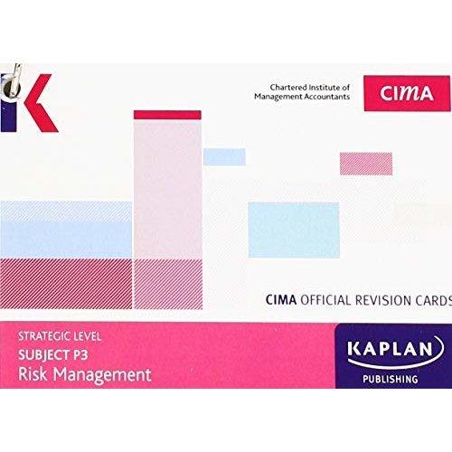 P3 RISK MANAGEMENT - REVISION CARDS