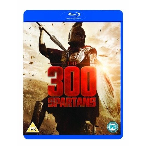 The 300 Spartans Blu-Ray [2014]