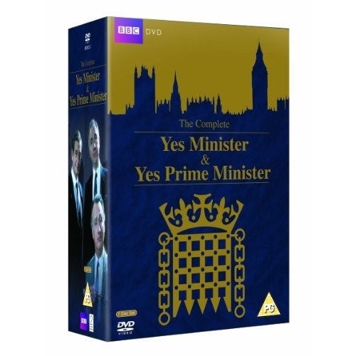 Yes Minister & Yes Prime Minister - The Complete Collection DVD [2006]