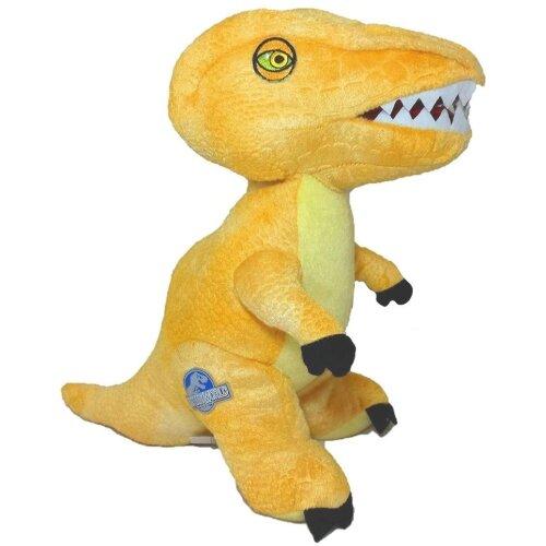 Jurassic World Dinosaurs Plush Soft Toys - Yellow T-Rex