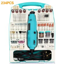 234Pcs Accessory Set Rotary Tools for Drill Sand Grinder Polisher