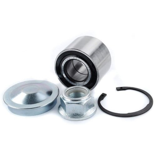 Nissan Note 2006-2014 Rear Hub Wheel Bearing Kit with Drums