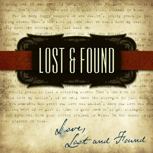 Lost and Found - Love  Lost and Found [CD]