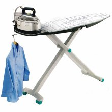 Ironing Board KETER - comfortable folding mechanism - Extremely DURABLE comfort