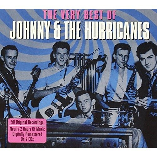 The Very Best of Johnny and the Hurricanes Audio Cd Johnny and the Hurricanes