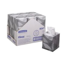 Kleenex 2-Ply Cube 8834 Facial Tissues/soft/delicate Kleenex Facial Tissue Cube 12 Pack