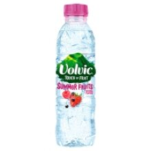 Volvic Touch of Fruit Summer Fruit Flavoured Water 500ml (12 x 500ml)