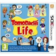 Tomodachi Life Nintendo 3DS - Used