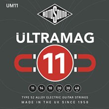 Rotosound Ultramag 11-48 Electric Guitar Strings UM11