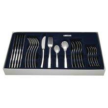 Judge Durham 24 Piece Cutlery Set