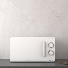 Microwave with Grill Cecotec ProClean 3120 20 L 700W White