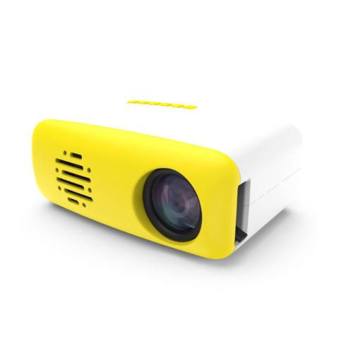 Mini LED Smart Home Projector