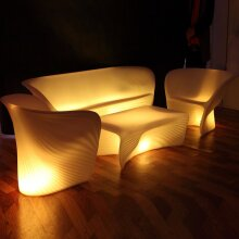 Shell Double Chair