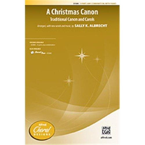 Alfred 00-35585 CMAS CANON, A-STRX CD