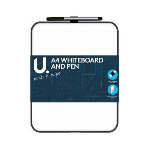 A4 MAGNETIC WHITEBOARD & PEN