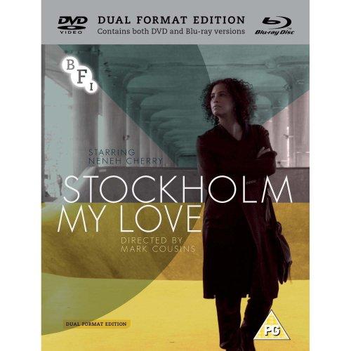 Stockholm My Love Blu-Ray + DVD [2017]