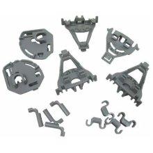 Bosch Neff Siemens Dishwasher Plastic Bearing Basket Clips Kit 418675