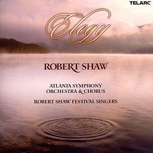 Robert Shaw - Elegy [CD]