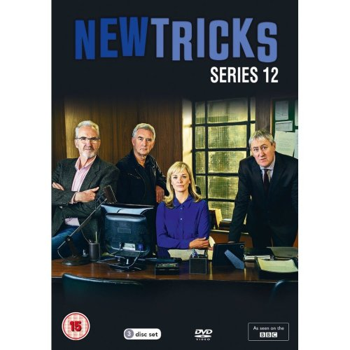 New Tricks Series 12 DVD [2015]