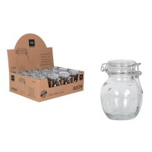 Glass Jar La Mediterr?nea 130 ml Hermetically sealed