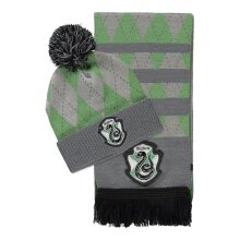 House of Slytherin Beanie & Scarf Giftset