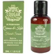 Cougar Quinoa & Kale Facial Serum 30ml