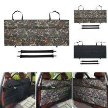 Hunting Sling Bags Rifle Gun Rack Case Back Seat Organizer For Most Trucks Car