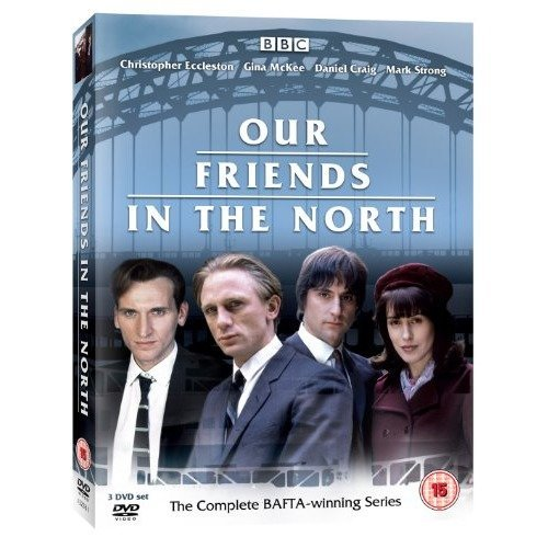 Our Friends In The North BBC DVD [2010]