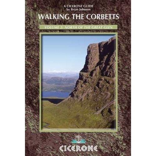 Walking the Corbetts Vol 2 North of the Great Glen: Volume 2