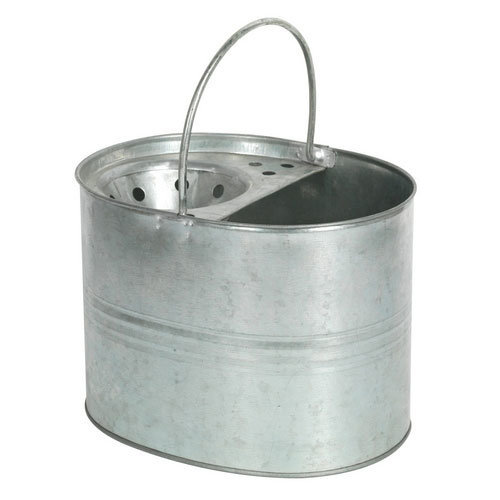 40L Double Mop Bucket With Wringer Kentucky Mop Bucket With Wheels Industrial Commercial Professional 2 x 20L