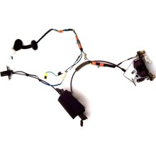 Mazda RX8 Door Lock Wiring Loom Rear Left F15167220B - Used