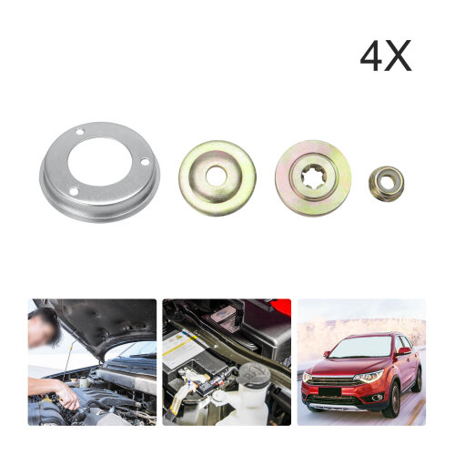 Metal Strimmer Brush Cutter Gearbox Blade Nut Replacement Fixing Kit