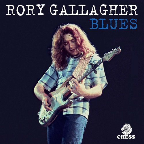 Rory Gallagher - Blues (3CD) [CD]