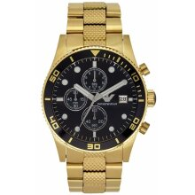 Emporio Armani AR5857 Men's Watch Chronograph, New with Tags