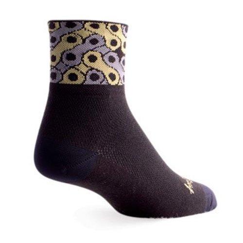 "Socks - SockGuy - Classic 3"" Links L/XL Cycling/Running"