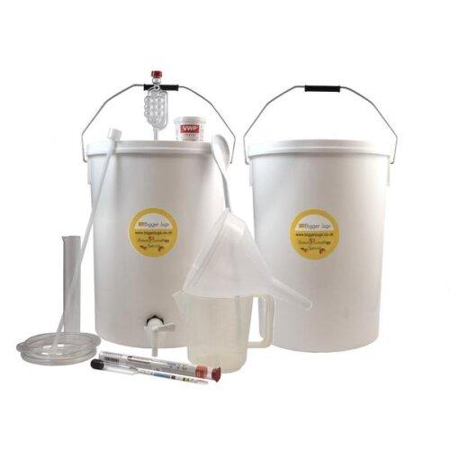 (BJ #5s 25L Kit) Bigger Jugs BJ #5 Premium Kit   30-Bottle Winemaking Equipment Set - Homebrew