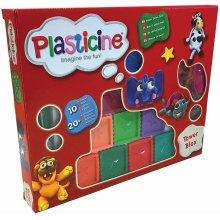 Plasticine Tower Blox Modelling Set