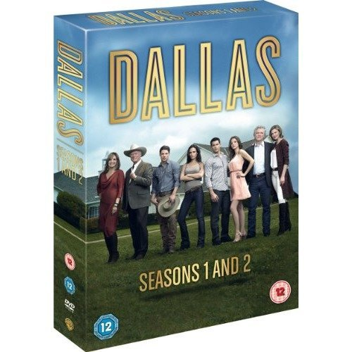 Dallas Seasons 1 to 2 DVD [2013]