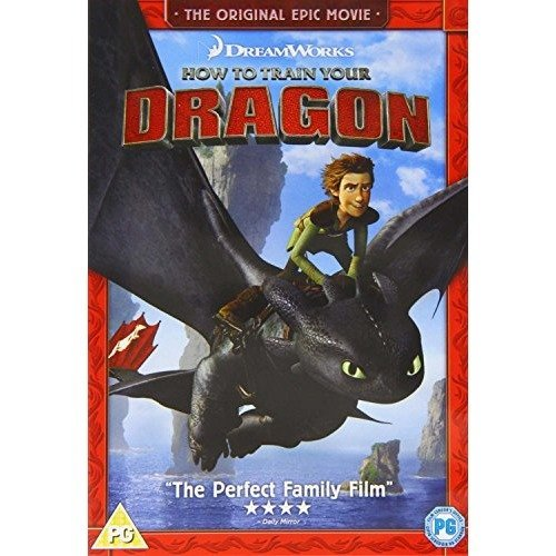 How To Train Your Dragon DVD [2010]