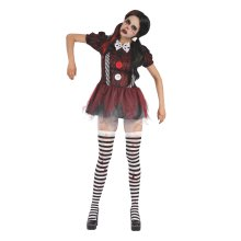 Creepy Doll Costume | Halloween