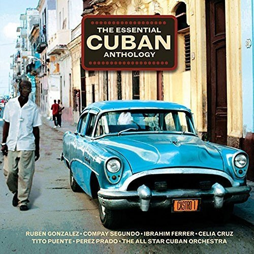 The Essential Cuban Anthology [CD]