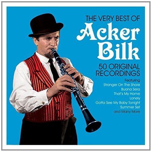 Acker Bilk - the Very Best of [CD]