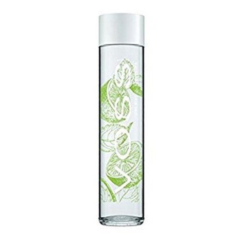 Voss 308470 Lime Mint Sparkling Water, 12.7 fl. oz - Pack of 12