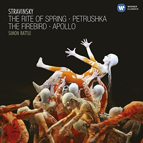 Sir Simon Rattle - Stravinsky: the Ballets [CD]