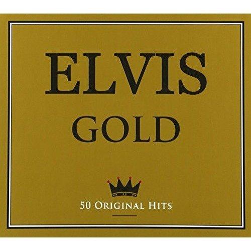 Elvis Presley - Gold [CD]