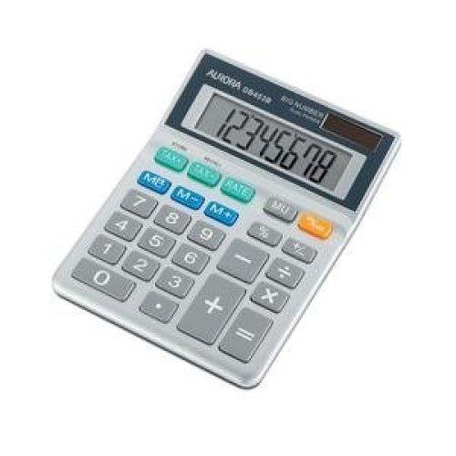 Aurora DB453B Desktop Financial calculator Grey calculator