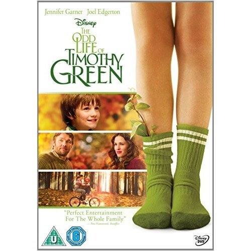 The Odd Life Of Timothy Green DVD [2013]