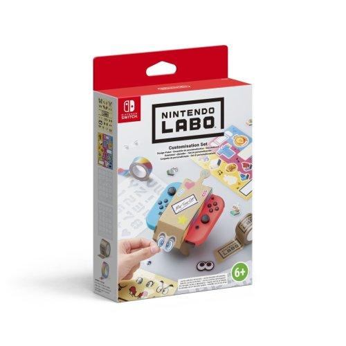 Nintendo Labo: Customisation Set (Nintendo Switch)